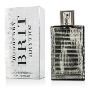 Burberry BURBERRY Brit Rhythm Intense 3.0 ounce Spray