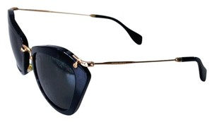 Miu Miu Miu Miu Noir Catwalk Cat's-Eye Sunglasses