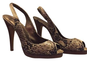 Preview International Snake Skin Platforms