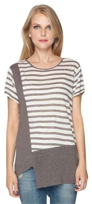 Preload https://img-static.tradesy.com/item/20098054/johnny-was-breezy-grey-stripe-pete-and-greta-letty-tunic-size-12-l-0-2-650-650.jpg