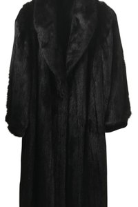 Danish Vintage Mink Full Length Mink Female Mink Custom Mink Full Length Fur Fur Coat