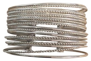 Neiman Marcus Silver Stacking Cuff