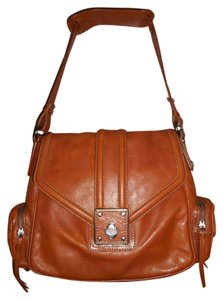 Francesco Biasia Leather Italian Shoulder Bag