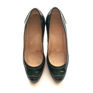 Christian Louboutin Green Formal