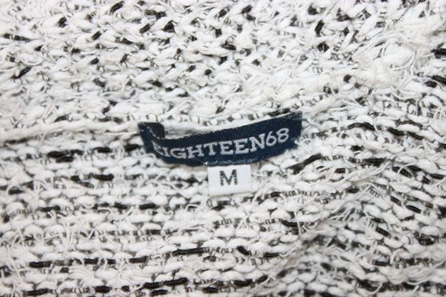 EIGHTEEN68 Marled Shaggy Belted Cardigan Image 2