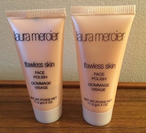 Laura Mercier 2 X Laura Mercier Flawless Skin Face Polish Deluxe Travel Sample