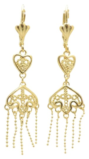 Preload https://img-static.tradesy.com/item/20098447/gold-filled-clear-cz-stones-beaded-tiered-stunning-chandelier-earrings-0-1-540-540.jpg