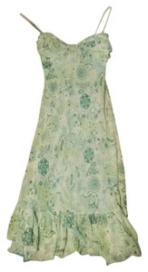 Green and blue Maxi Dress by B. Smart