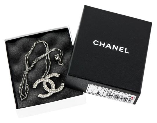 Preload https://img-static.tradesy.com/item/20098549/chanel-collier-argentcristal-necklace-0-1-540-540.jpg
