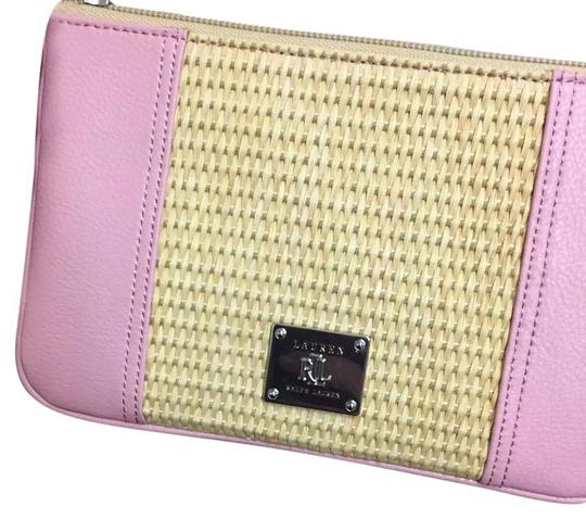 Preload https://img-static.tradesy.com/item/20098613/ralph-lauren-multicolor-leather-percy-straw-tea-rose-large-ladies-wristlet-wallet-0-1-540-540.jpg