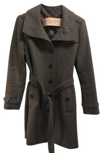 Burberry Brit Wool Trench Trench Coat