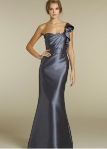 Alvina Valenta Graphite 9221 Dress