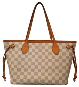 Louis Vuitton Neverfull Pm Shoulder Bag