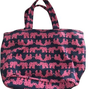 Lilly Pulitzer Tote in Pink And Blue