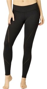 Beyond Yoga Beyond Yoga Black In Line Long Legging Supplex Soft Pants