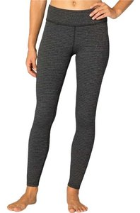 Beyond Yoga Beyond Yoga Grey Rows Essential Long Legging Supplex Soft Pants