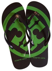 Tory Burch Normandy Blue Sandals