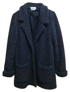 MZ Wallace Gray Warm Soft Coat