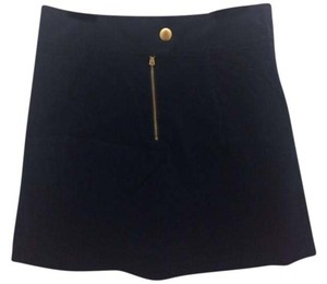 J.Crew Never Worn Mini Skirt Navy