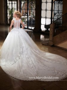 Mary's Bridal 6364 Wedding Dress