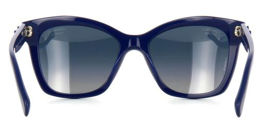 Chanel 5313 Lego CC Pantos Signature Butterfly Cateye Polarized Boy Brick Image 5