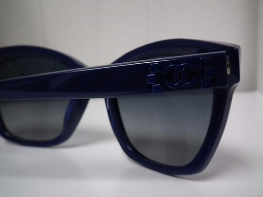 Chanel 5313 Lego CC Pantos Signature Butterfly Cateye Polarized Boy Brick Image 9