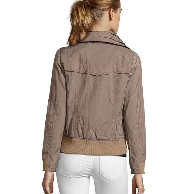 7 For All Mankind Beige Jacket