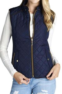 Active Basic Quilted Vest