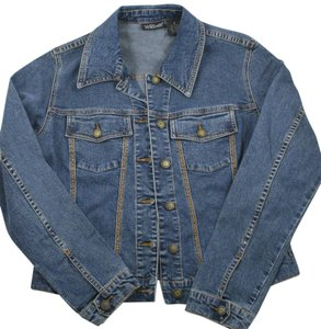 WilliSmith Womens Jean Jacket