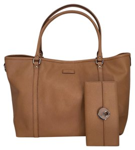 Gucci Tote in Brownl