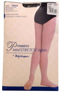 Other Pro Backseam Convertible Foot Tights