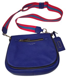 Marc Jacobs Blue Messenger Bag