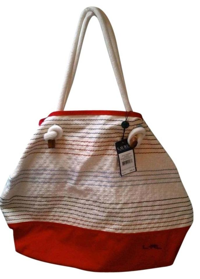 Ralph Lauren New with Tag Handbag Canvas Tote - Tradesy ee05ce0cc6e49
