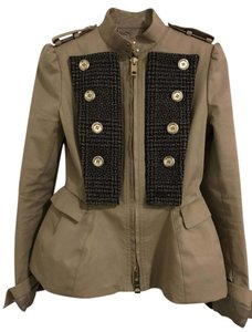 Burberry Studded Rider Military Jacket