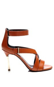 Nicholas Kirkwood Leather Sandal brown Sandals