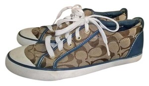 Coach Khaki & Blue Athletic