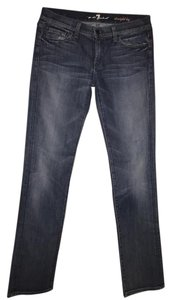 Seven7 Forallmankind Bloomingdales Straight Leg Jeans
