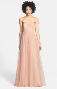 Jenny Yoo Cameo Pink Annabelle Dress