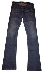 Hollister School Boot Cut Jeans-Medium Wash