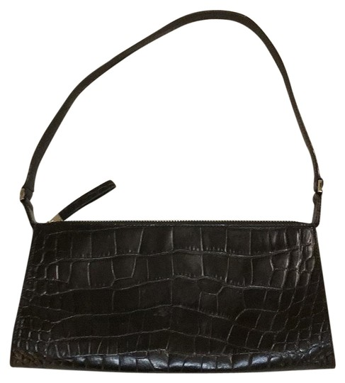 Preload https://img-static.tradesy.com/item/20100491/-black-leather-baguette-0-1-540-540.jpg