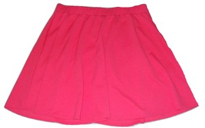 Torrid Knit Full Stretch Plus Size Skirt Pink
