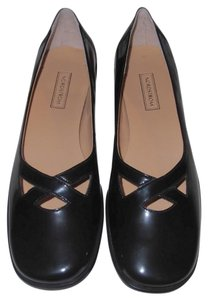 Nordstrom Patent Leather Comfort Black Flats