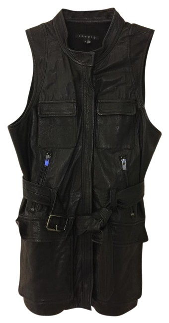 Preload https://img-static.tradesy.com/item/20100655/theory-black-leather-moto-vest-size-8-m-0-1-650-650.jpg