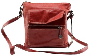 Giani Bernini Distressed Cross Body Bag