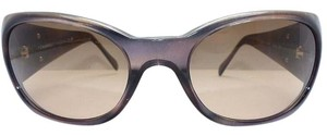 Chanel Chanel Light Brown/Purple Pearl Sunglasses
