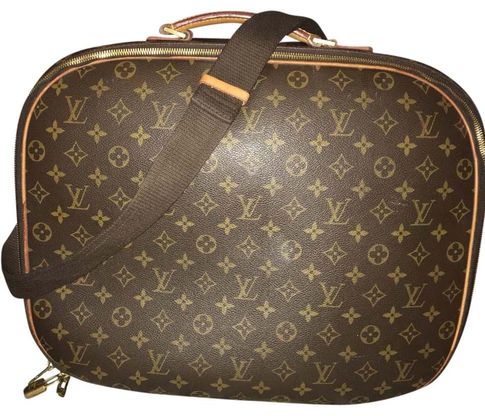 louis vuitton sale price ends 8 14 lv luggage carry on travel travel bag weekend travel. Black Bedroom Furniture Sets. Home Design Ideas