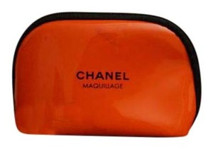 Chanel Patent Leather Chic Red Travel Bag
