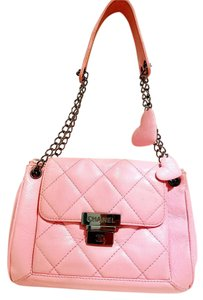 Chanel Valentine Luxury Rare Limited Edition Satchel in Pink