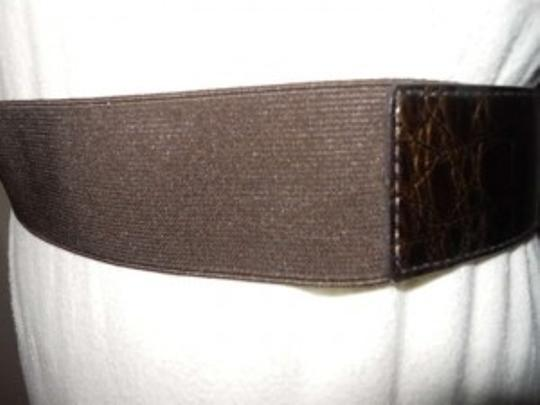 Chico's Chico's faux leather belt