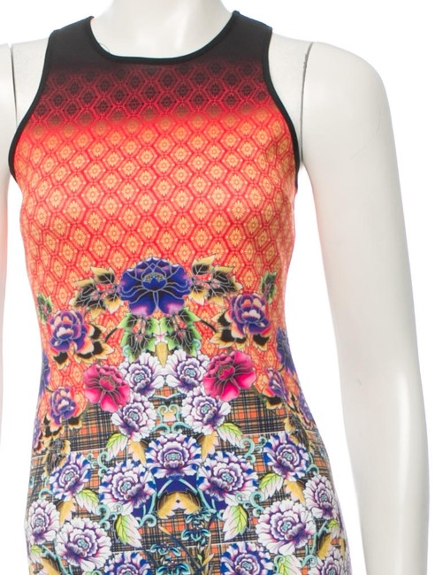 Clover Canyon Colorful Landscaping Dress
